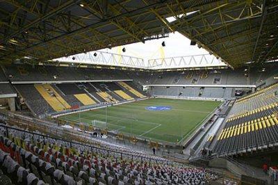 Le plus beau stade du monde(Dortmund)