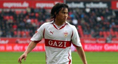 Première titularisation pour le surdoué Japonais,Shinji Okazaki en Bundesliga.