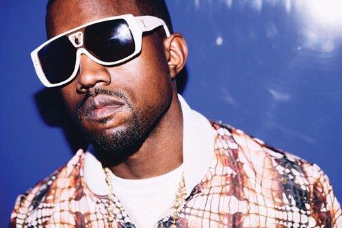 Kanye West,un rappeur que j'apprécie.