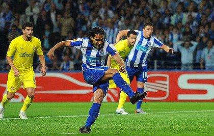 Le plus beau match de l'année 2011:Fc Porto-Villareal Cf (5-1).