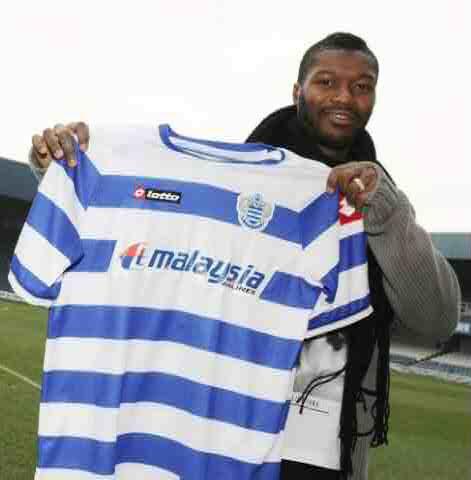 Djibril Cissé a signé à QPR.