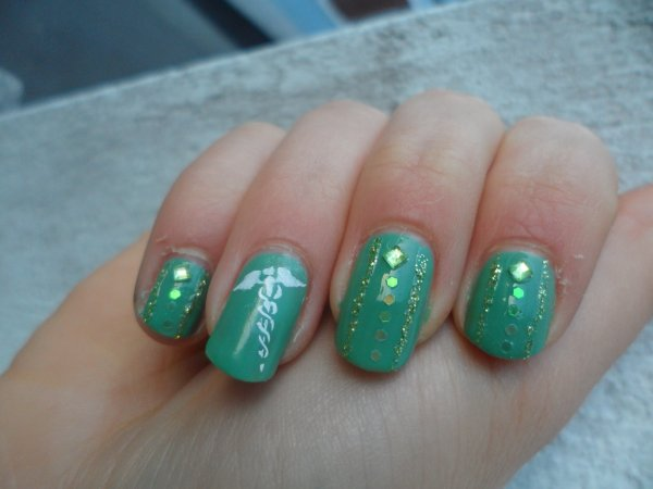 83eme nail art