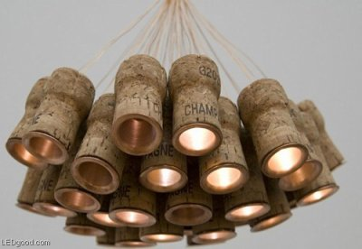 bottle cork LED lights
