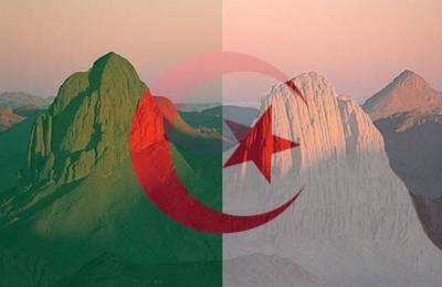 l'Algérie mon beau pays