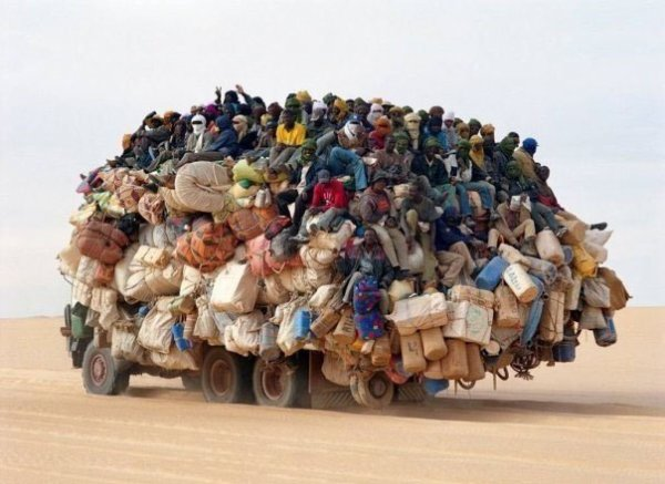 où est le chauffeur?