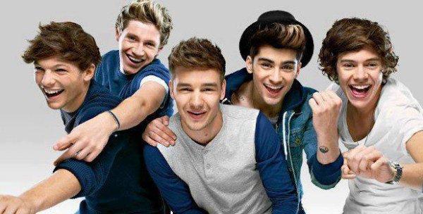 nouveaux photo shoot des One Direction ils sont magnifique *_*