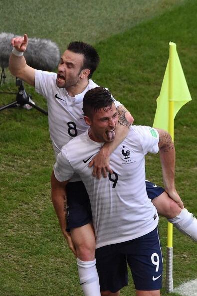 Mondial 2014 : Chapeau les Bleus !!!!
