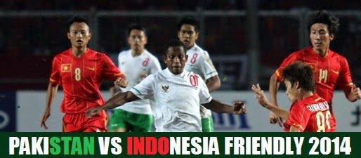 Amical : l'Indonésie large vainqueur du Pakistan