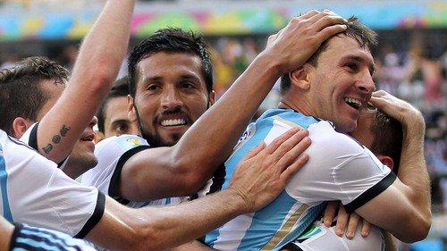 Mondial 2014 : l'Argentine ne le méritait pas