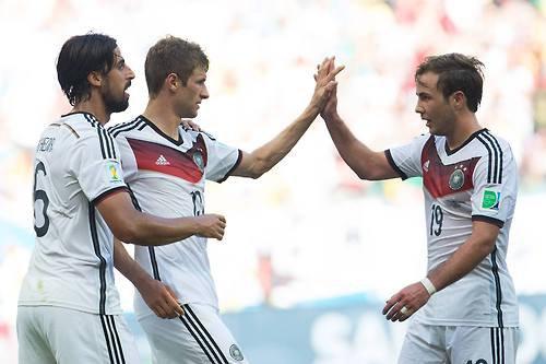 Mondial 2014 : le Ghana peut s'en vouloir, l'Allemagne secouée