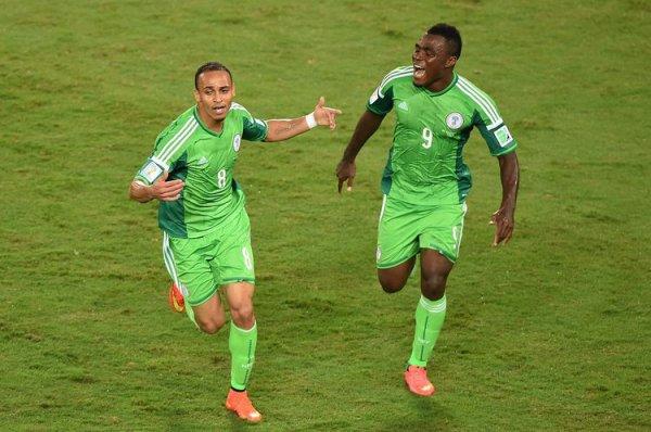Mondial 2014 : le Nigéria se relance et condamne la Bosnie