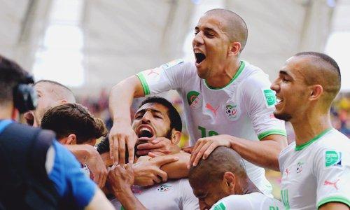 Mondial 2014 : Quel réveil de l'Algérie !!!!