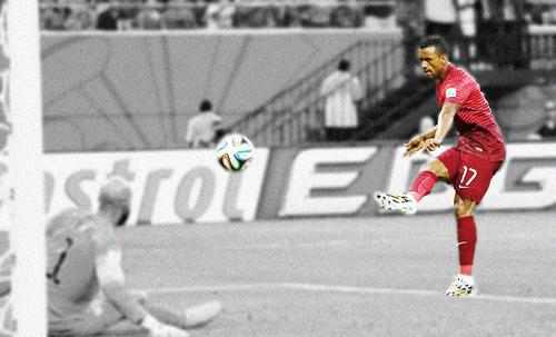 Mondial 2014 : Mince espoir pour le Portugal
