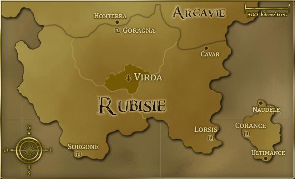 Φ Organisation politique rubisienne Φ  QUI COMMANDE EN RUBISIE ?