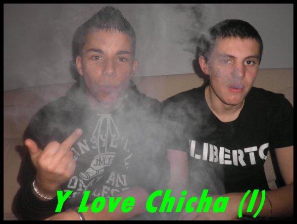 I Love Chicha (L)