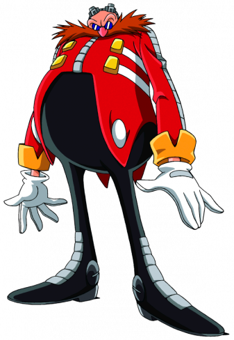 Eggman  (Robotnik)
