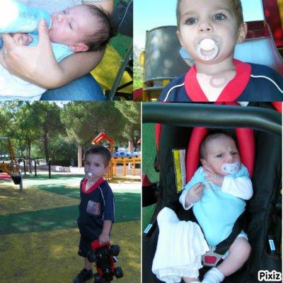Mes fils <3