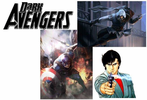 The Dark Avengers Assembles