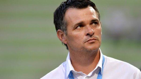 Willy Sagnol, l'entraîneur de Bordeaux