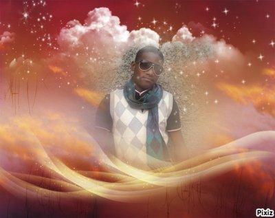michel dans le  ciel