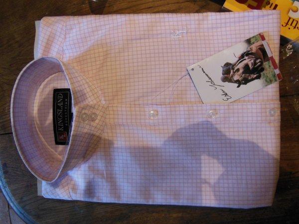 chemise de concours kl