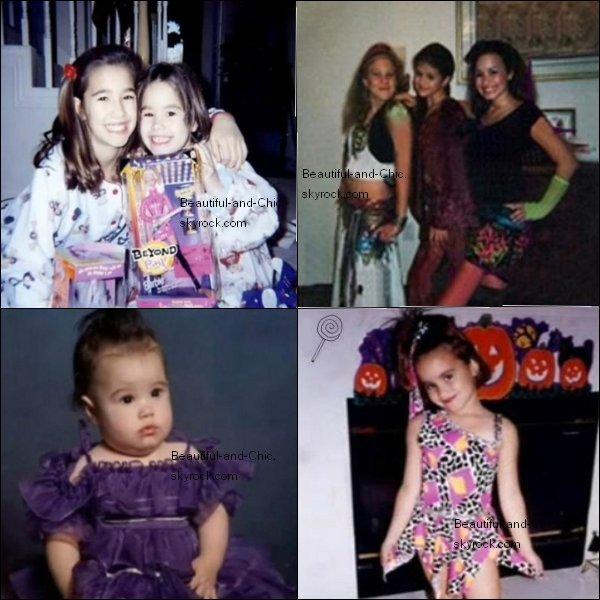 Quelque photos de Demi Lovato quand elle etait jeune ♥ + Infos/Rumeurs.
