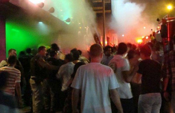 Une pensée spécial a nos amis du brésil , 232 personnes son décédé 150 personnes blessées dans un incendie dans une discothèque :(