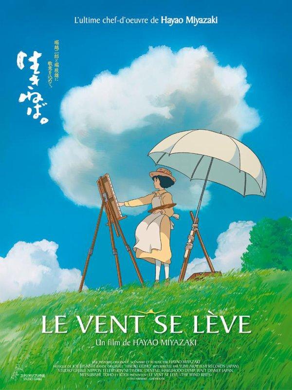 Le vent se lève (Studio Ghibli)