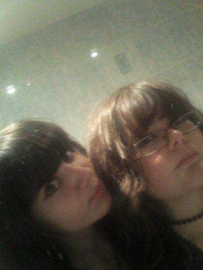 Laetitia et Moi