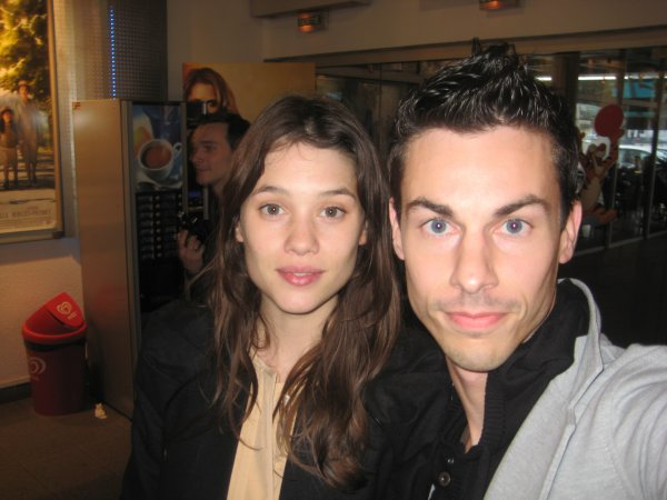 Astrid Berges Frisbey