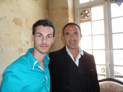 Nikos à Bordeaux 30 mars 2012