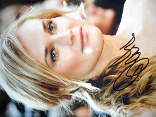 Autographes Diane Kruger