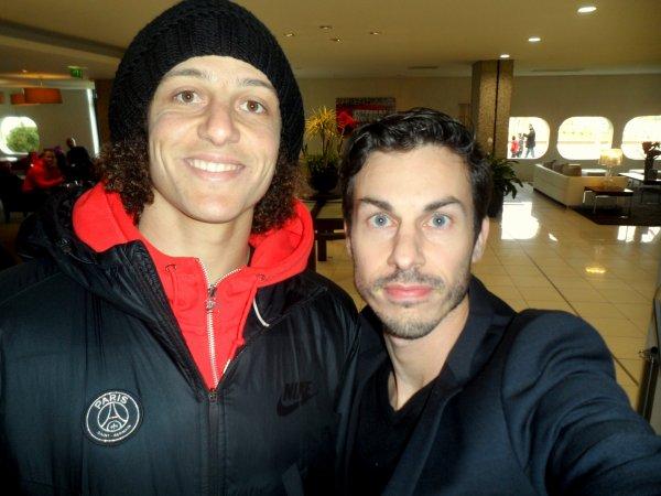 David Luiz (Brésil- Psg)