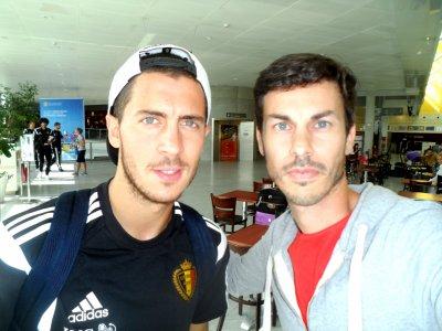 Eden Hazard (Football, Belgique, Chelsea)