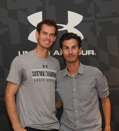 Andy MURRAY (Tennis)
