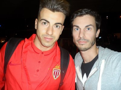 El Shaarawi (football/ Italie/ Milan Ac/Monaco)