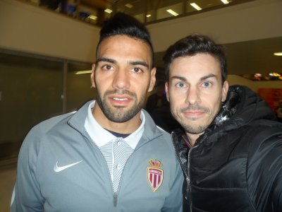 Falcao ( Football - monaco/colombie)