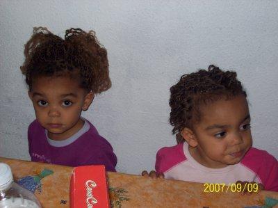 mes soeurs jumelle