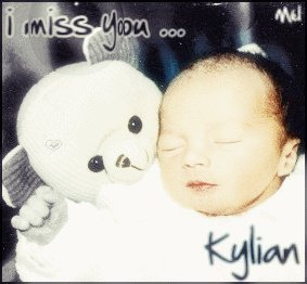 Kylian (l) Mon ange (l) Mon petit frere (l)