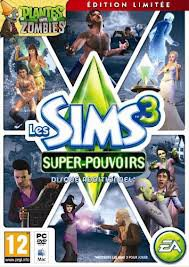 nouveautés , Sims 3 > SuperPouvoir !!