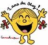 Madame Bonheur, c'est moi ! ^^