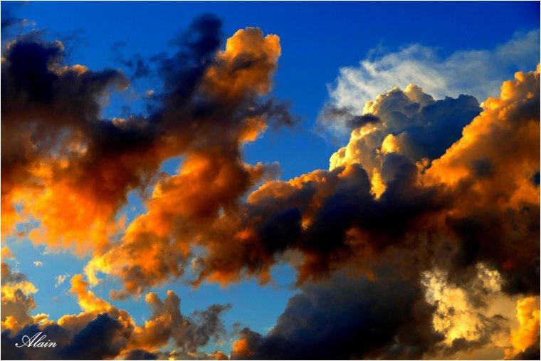 987 - Ciel en feu.