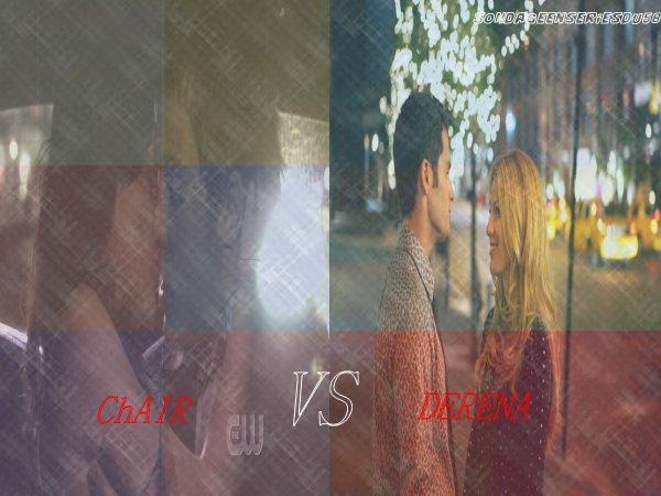 Chuck et Blair VS Dan et Serena!=)