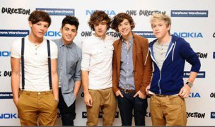 One Band , One Dream , One Direction _