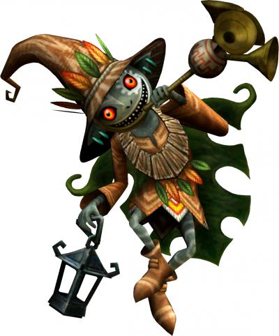 skull monstre