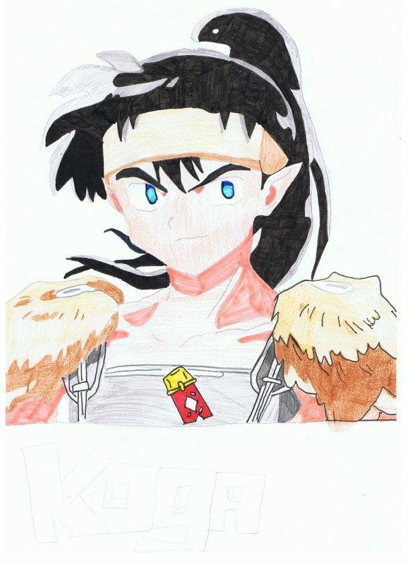 mon dessin de koga