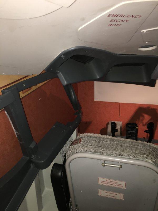 Installation de l'interieur pour arriver à ce résultat