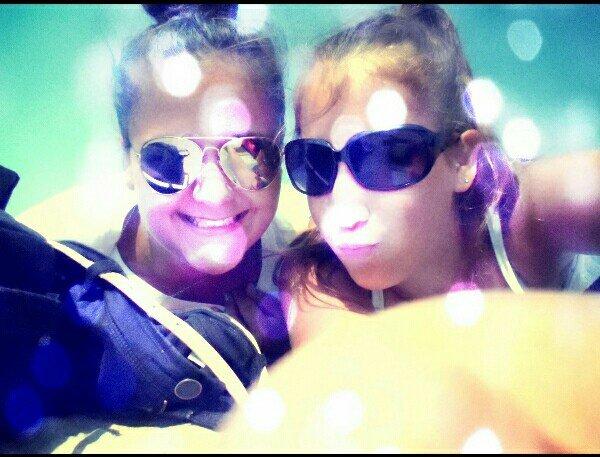 Avec la soeur! ?✌