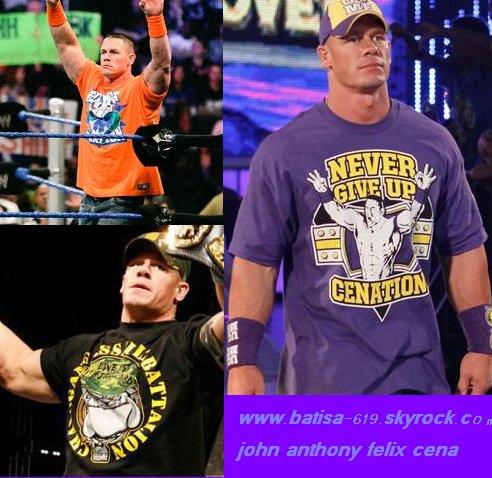 John Cena T-shirt's