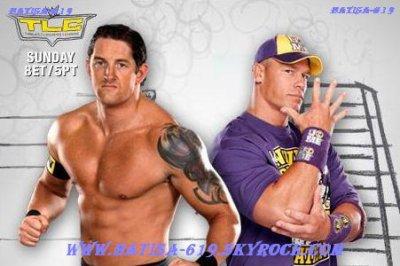 John Cena vs Wade Barrett